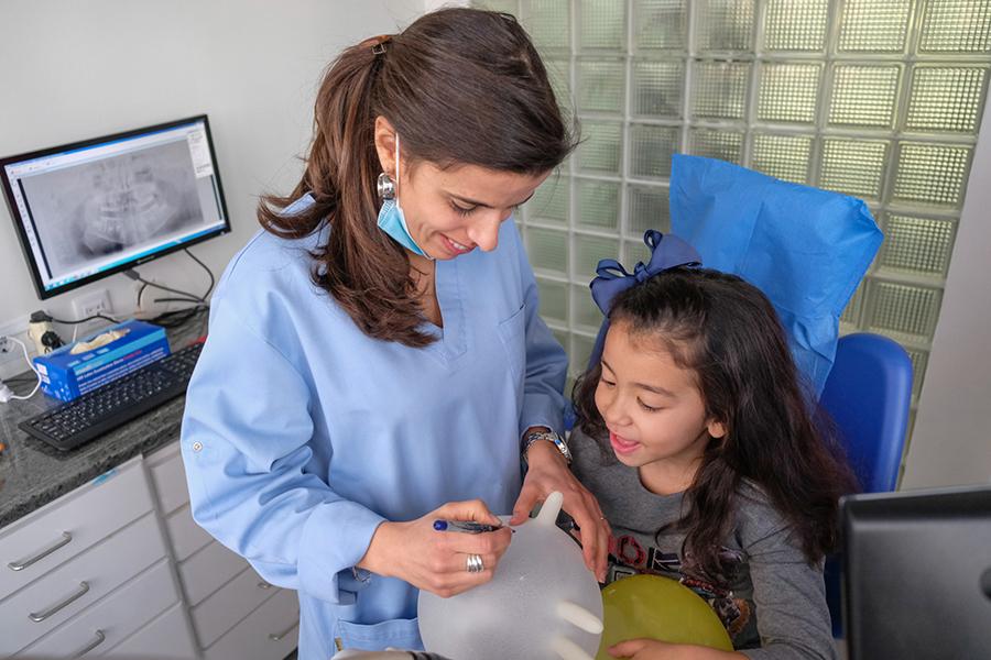 Dicas para a criança não ter medo de ir ao dentista